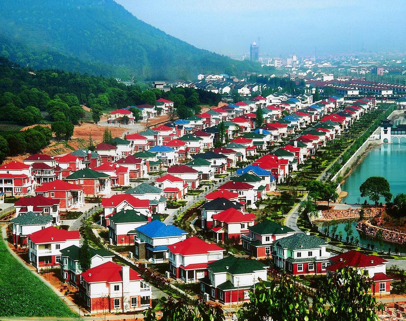 Desa Huaxi